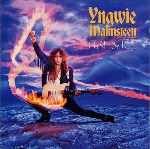 Yngwie Malmsteen - Fire & Ice CD (album) cover