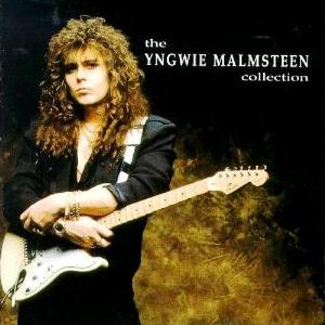 Yngwie Malmsteen - The Yngwie Malmsteen Collection CD (album) cover