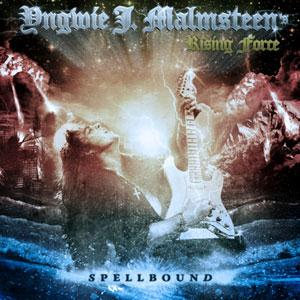 Yngwie Malmsteen - Spellbound CD (album) cover