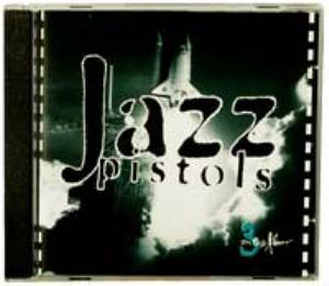 Jazz Pistols - Three On The Floor CD (album) cover