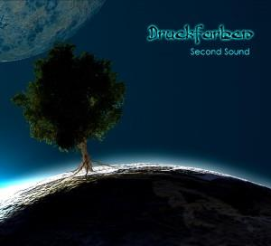 Druckfarben - Second Sound CD (album) cover