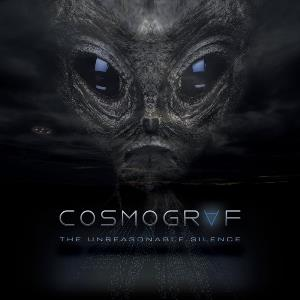COSMOGRAF - The Unreasonable Silence CD album cover