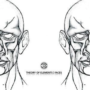 Theory Of Elements - Faces CD (album) cover