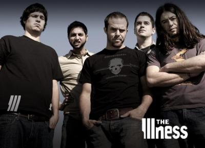 THE ILLNESS image groupe band picture