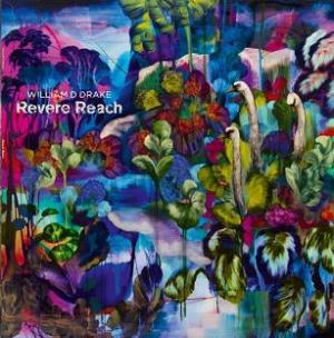 William D.  Drake - Revere Reach CD (album) cover