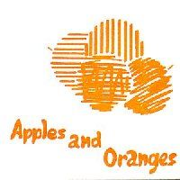 Pink Floyd - Apples And Oranges CD (album) cover