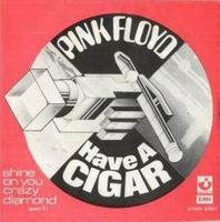 PINK FLOYD - Have A Cigar CD album cover