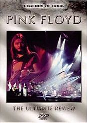 Pink Floyd - The Ultimate Review DVD (album) cover