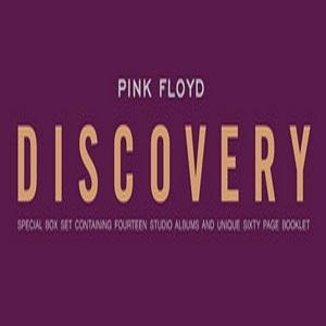 Pink Floyd - Discovery CD (album) cover