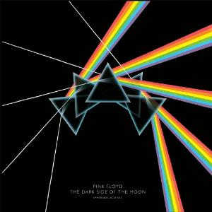 PINK FLOYD - The Dark Side Of The Moon - Immersion Edition CD album cover
