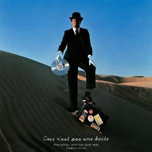 Pink Floyd - Wish You Were Here - Immersion Edition CD (album) cover