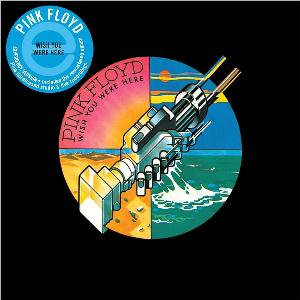 Pink Floyd - Wish You Were Here -- Experience Edition CD (album) cover