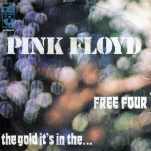 Pink Floyd - Free Four CD (album) cover