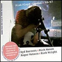 Pink Floyd - Live 66-67 CD (album) cover
