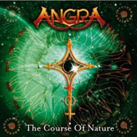 ANGRA - The Course Of Nature CD album cover