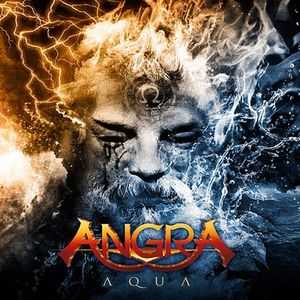 ANGRA - Aqua CD album cover
