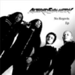 Altered Symmetry - No Regrets CD (album) cover