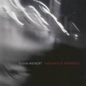 Susan Weinert Band - Thoughts & Memories CD (album) cover