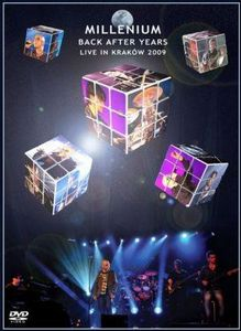 Millenium - Back After Years - Live In Kraków 2009 DVD (album) cover