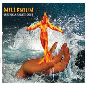 MILLENIUM - Reincarnations (remastered And Expanded) CD album cover