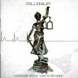 Millenium - Vocanda 2013 Live In Studio CD (album) cover