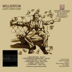 Millenium - Lady Cash Cash CD (album) cover