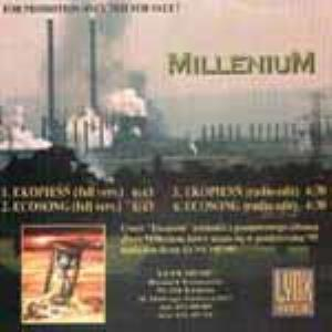 MILLENIUM - Ekopiesn CD album cover