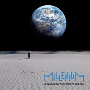Millenium - In Search Of The Perfect Melody CD (album) cover