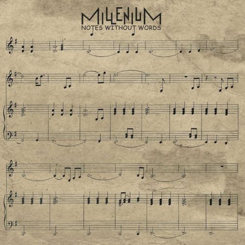 Millenium - Notes Without Words CD (album) cover