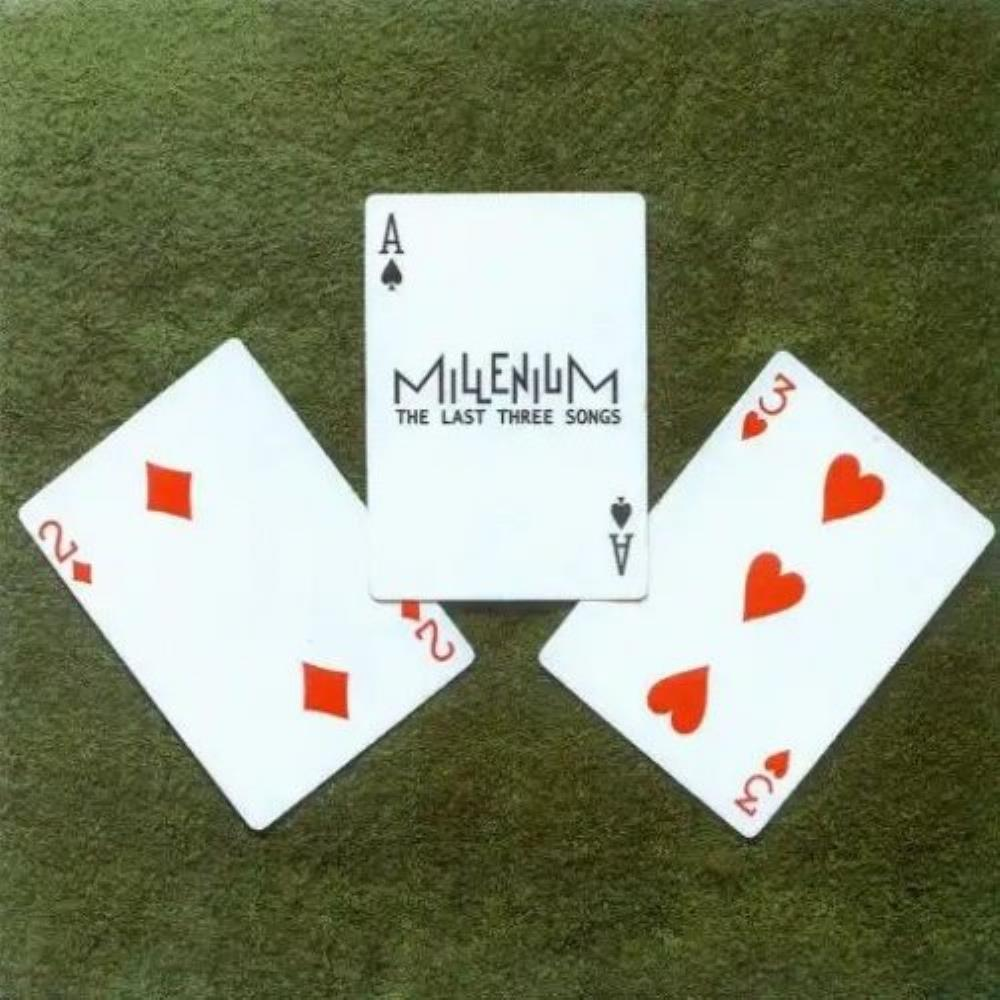 Millenium - The Last Three Songs CD (album) cover