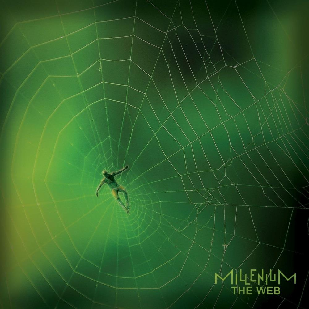 Millenium - The Web CD (album) cover