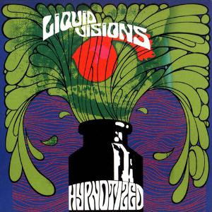 Liquid Visions - Hypnotized CD (album) cover