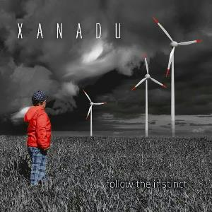 Xanadu - Follow The Instinct CD (album) cover