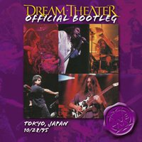 Dream Theater - Tokyo, Japan 10/28/95 CD (album) cover