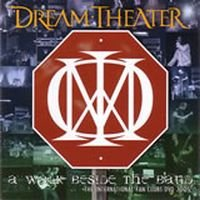 Dream Theater - A Walk Beside The Band DVD (album) cover