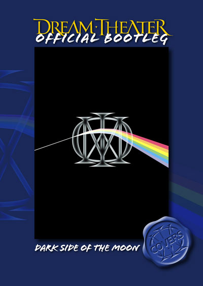 Dream Theater - Dark Side Of The Moon  DVD (album) cover