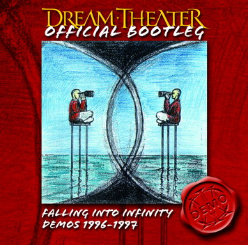 Dream Theater - Falling Into Infinity: Demos 1996-1997 [Official Bootleg] CD (album) cover