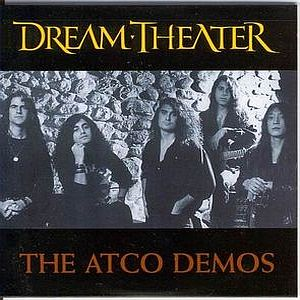 Dream Theater - The Atco Demos CD (album) cover