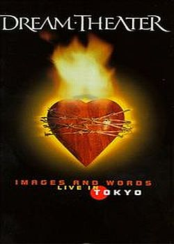 Dream Theater - Images And Words - Live In Tokyo DVD (album) cover