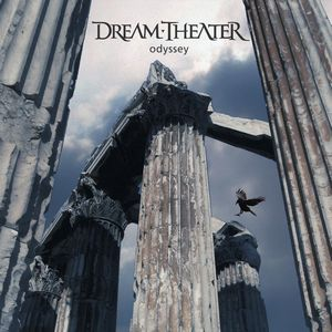 Dream Theater - Odyssey CD (album) cover