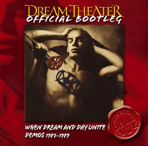 Dream Theater - When Dream And Day Unite Demos 1987-1989 CD (album) cover