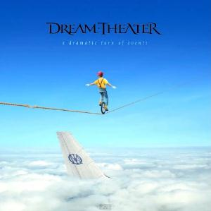 Dream Theater - On The Backs Of Angels CD (album) cover