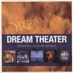 Dream Theater - Original Album Series CD (album) cover