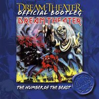 Dream Theater - The Number Of The Beast CD (album) cover