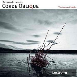 Corde Oblique - The Stones Of Naples CD (album) cover
