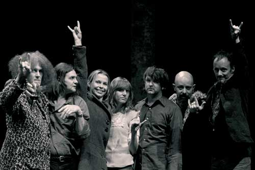 CURRENT 93 image groupe band picture