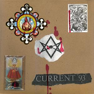 Current 93 - In Menstrual Night CD (album) cover