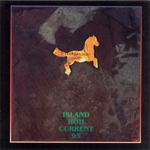Current 93 - Island CD (album) cover