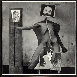 Current 93 - In A Foreign Town, In A Foreign Land CD (album) cover