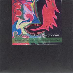 CURRENT 93 - The Dream Of The Green Goddess CD album cover